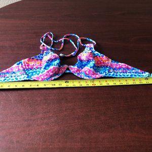 A269 Freya Swim Bikini Underwire Top Size 32G
